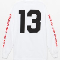 Crawling Death Cracked Earth Long Sleeve T-Shirt at PacSun.com
