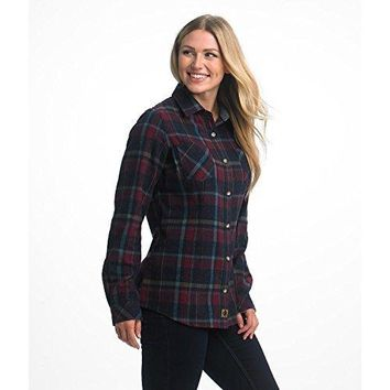 Legendary Whitetails Ladies Cottage Escape Flannel
