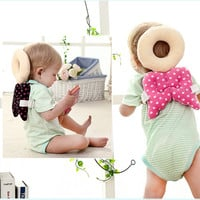 Baby Wings  Head Protection O-shaped travel Pillow