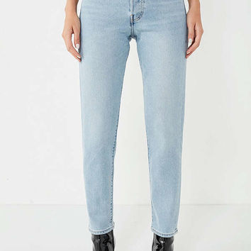 Levi's Wedgie High-Rise Jean – Bauhaus Blue | Urban Outfitters