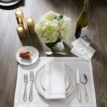 Perry Table Linens by Sferra