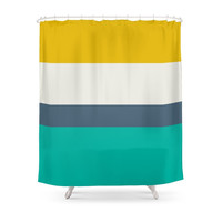 Society6 Robert Shower Curtain