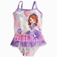 Sofia Deluxe Swimsuit for Girls