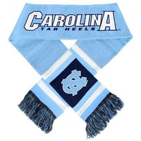 NCAA North Carolina Tar Heels 2012 Team Stripe Scarf