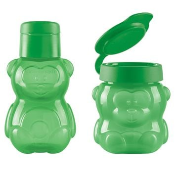 Barnaby the Bear Snack Set
