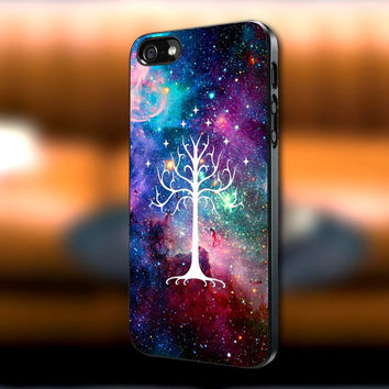 The White Tree Of Gondor Galaxy iPhone case,The White Tree Of Gondor Galaxy Samsung Galaxy s3/s4 case, iPhone 4/4s case, iPhone 5 case