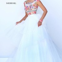 Sherri Hill Dress 50319 at Prom Dress Shop