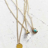 Perfect Friends Layering Necklace Set