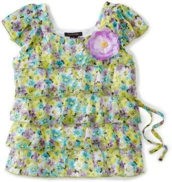 My Michelle Big Girls Volumouse Top From Amazon Kids