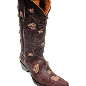 "Old Gringo Abby Rose 13"" Boots L664-12"