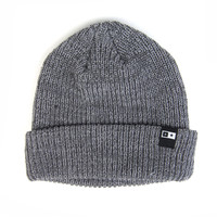 Fourstar: Slub Bar Beanie - Grey