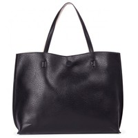 Sole Society Milan Reversible Tote With Pouch
