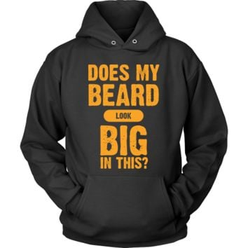 Does My Beard Look Big In this?