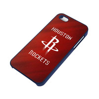 HOUSTON ROCKETS iPhone 5 / 5S Case Cover
