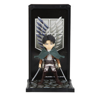 Tamashii Buddies Attack On Titan Levi Action Figure