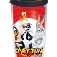 Looney Tunes Character Wrap with Lid | 16oz Tumbler | Tervis®