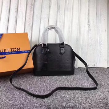 LV SUPREME EPI LEATHER SMALL BB BAG