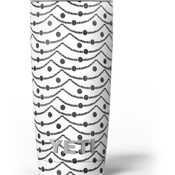 Linked Hearts and Chain Yeti Rambler Skin Kit