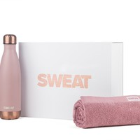 Limited Edition Active Set - Dusty Pink & Rose Gold