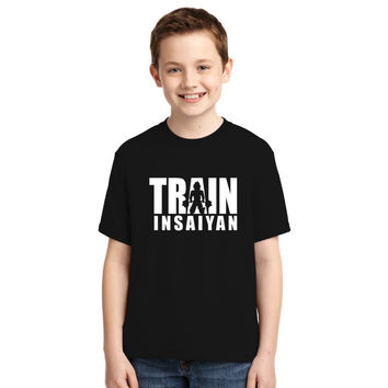 Train Insaiyan Youth T-shirt
