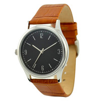 Left hand Watch Black