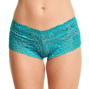 Angelina 6-Pack All-around Spring Time Lace Boxers #3256_L