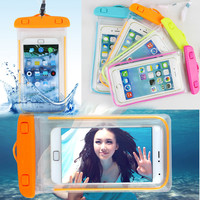 100% Waterproof Underwater Phone Case