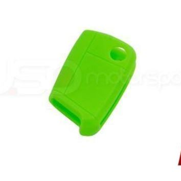 Key Fob Cover, For Volkswagen Mk7- Green Glow In The Dark Silicone