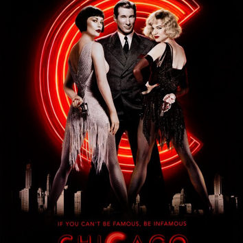 Chicago 27x40 Movie Poster (2002)