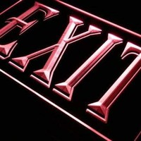 Exit Neon Sign (LED)