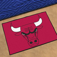 "NBA - Chicago Bulls Starter Rug 19"" x 30"""