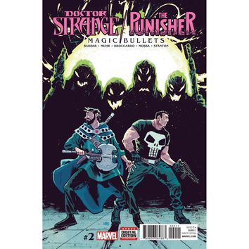 Doctor Strange Punisher Magic Bullets #2 (Of 4)