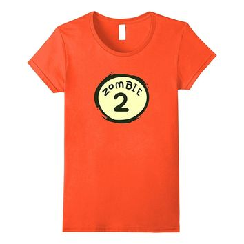 Zombie 2 Funny Couple's Halloween Costume T-Shirt
