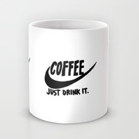 Coffee Mug by Hand Drawn Type