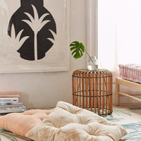 Monterey Palms Floor Pillow   Urban Outfitters