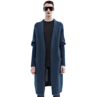 Acne Studios - Raya Mohair Dusty Blue
