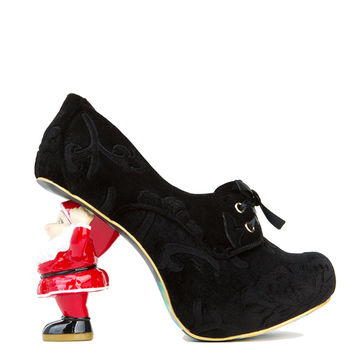 Irregular Choice Jingle Heel