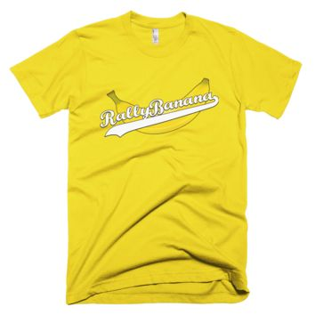 Yellow Rally Banana Shirt