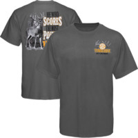 Tennessee Volunteers Most Points T-Shirt - Charcoal
