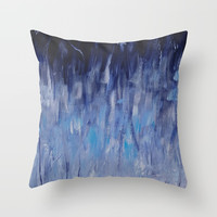 Mood Throw Pillow by duckyb