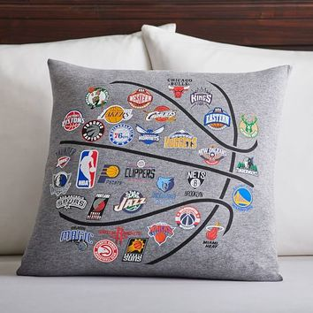 NBA® Licensed Logo Pillow Cover