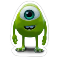 Mike Wazowski child