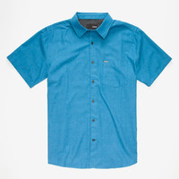 HURLEY One & Only 2.0 Mens Shirt | S/S Shirts
