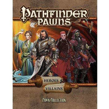Pathfinder RPG: Heroes and Villians (Pawns Collection)