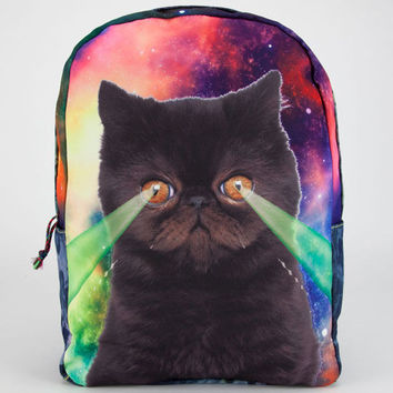 Tigerbear Republik Darkstar Cat Backpack Multi One Size For Women 23098195701