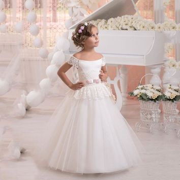 The Georgina- Flower Girl Dress