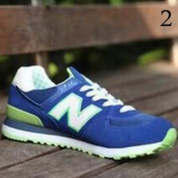 New Balance 2018 new men and women trend wild couple models sports shoes NO.2