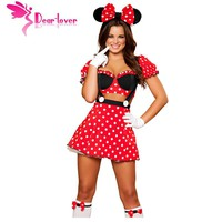Halloween: Minnie Mouse Costume