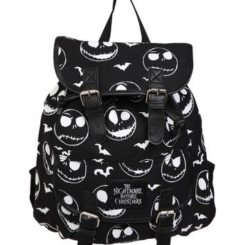 The Nightmare Before Christmas Jack Slouch Backpack | Hot Topic