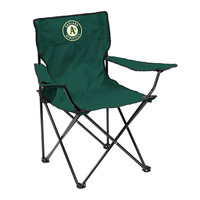 Oakland Athletics MLB Quad Chair